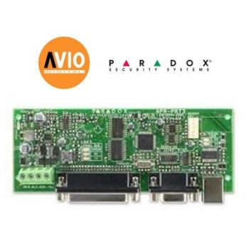 Paradox PRT3 Printer & Home Automation Interface Module