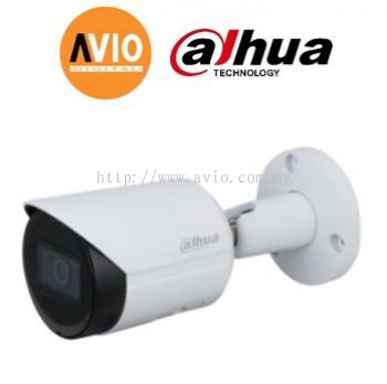 Dahua HFW2230M-AS-LED-B 2MP Full Color Starlight Bullet Network CCTV Camera