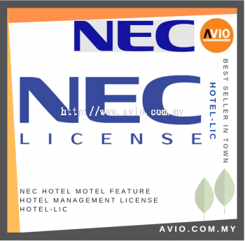 HOTEL-LIC Hotel/Motel Feature License
