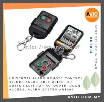 Unilarm ART004 Universal Alarm Remote Control