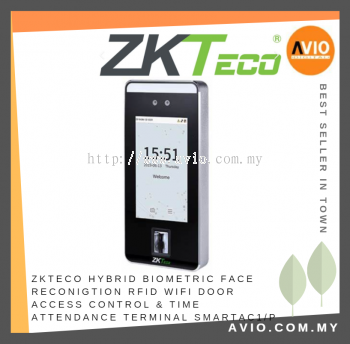 ZK Software SMARTAC1/P Hybrid Biometric Access Control & Time Attendance Terminal