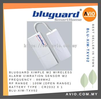 Bluguard BLU-XIM-TXV02 Wireless Vibration Sensor W2