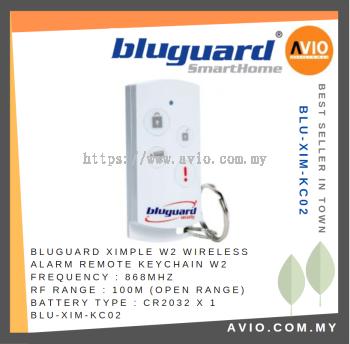 Bluguard BLU-XIM-KC02 Wireless Remote Keychain