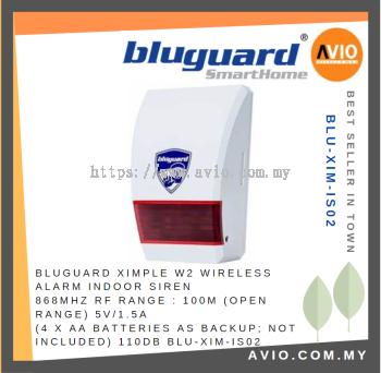 Bluguard BLU-XIM-IS02 Wireless Indoor Siren