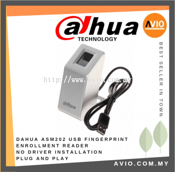 Dahua Avio ASM202 USB Fingerprint Enrollment Reader