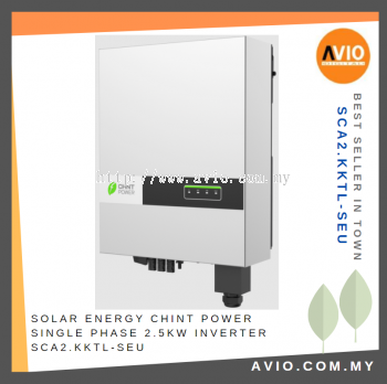 Solar Energy SCA2.kKTL-SEU Chint Power Single-Phase 2.5KW Inverter