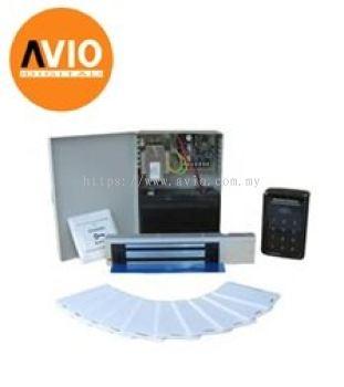 AVIO DA3000-PKG A Door access PSU , battery , keypad , EM lock , cards