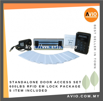 AVIO DA3000-PKG B Door access  keypad , EM lock , cards , push button