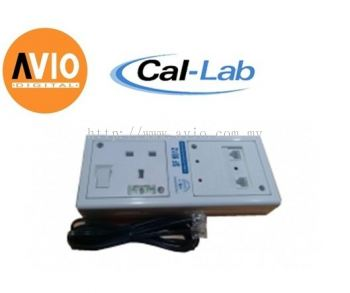 CAL-LAB SF9512-DSL 230V power outlet phone line lightning isolator Protector