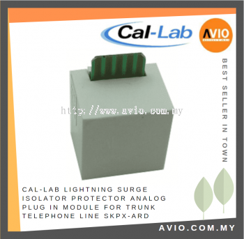 CAL-LAB SKPX-ARD Analog Plug - in Module for Trunk Line