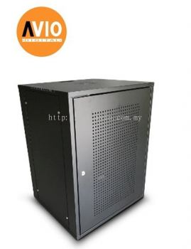 WM9U 9U Wall Mount Equipment / Server Rack