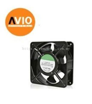 RVF001 Ventilation fan for equipment rack 12cm x 12cm AC 230V