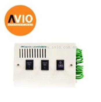 ADS KLI001 TELE DEFEND Lightning Isolator for Incoming Telephone Line