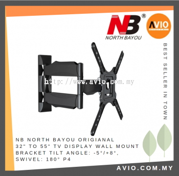 NB P4 32 to 55 inch TV Cantilever Mount ( Double Arm ) Bracket