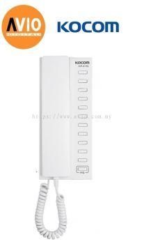 Kocom Korea KIP-611PG 11-way Interphone with paging function