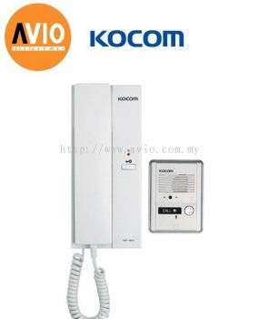 Kocom Korea KDP-601AM 1 to 1 Door Phone System ( Intercom )