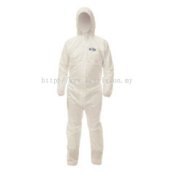 Kimberly Clark KLEENGUARD A40 Liquid and Particle Protection Apparel