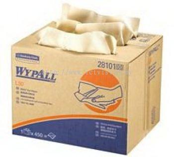 kimberly-Clark WYPALL L30 Brag Box Wiper 450s  28101