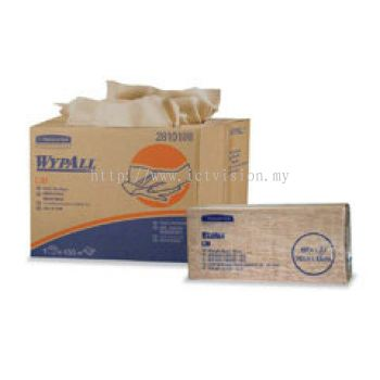 Kimberly Clark WYPALL L30 Pop-Up Wipers 28081