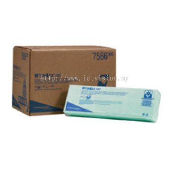 Kimberly Clark WYPALL X80 Colour Green 07566