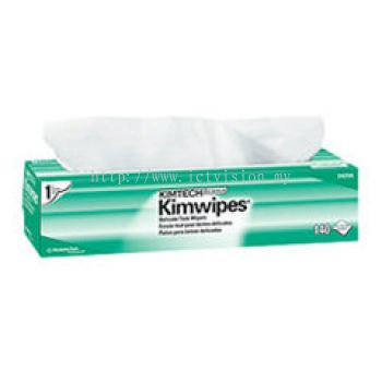 KIMTECH SCIENCE KIMWIPES Delicate Task Wipers (140s)