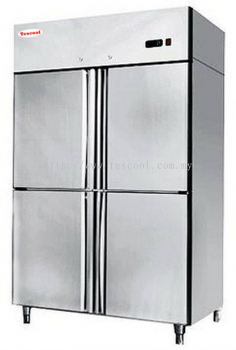 4 Door Upright Chiller / Freezer