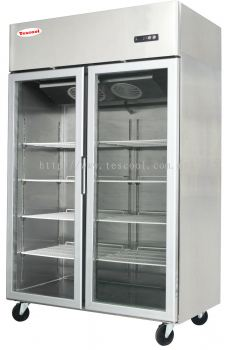 2 Door Display Chiller / Freezer