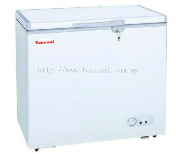Single Door Chest Freezer