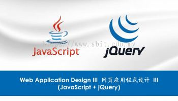 4. Web Development Intermediate:  JavaScript and jQuery