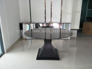 Granite Dining Table - Galactica Granite
