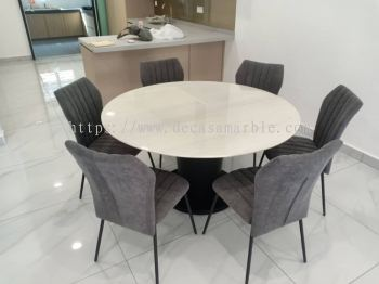 Modern Marble Dining Table