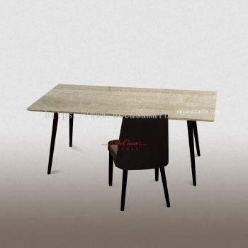 Italy Serpeggiante | Italy | 6 Seaters | Dining Table only