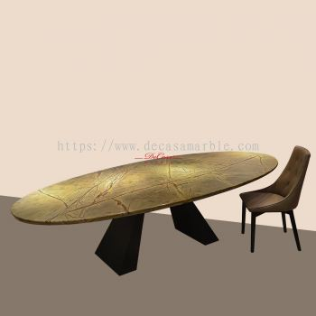 Forest Green   India   12 Seaters   Dining Table only