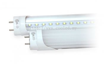 lumiTC2500 18W 4' T8 LED Tube (Half Aluminium Profile)