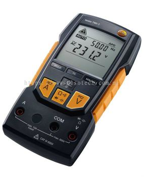 Testo 760-1 - Digital Multimeter with Auto-Test and Capacitance