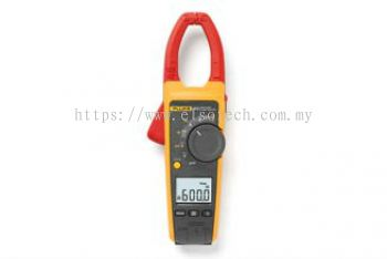 Fluke 375 True-rms AC/DC Clamp Meter