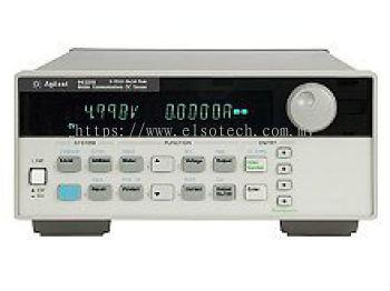 66321D Mobile Comm DC Source w/ Battery Emulation, DVM