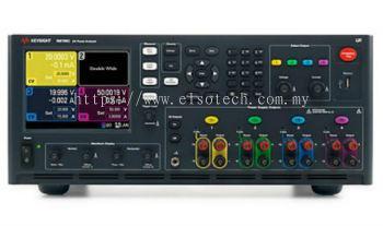 N6705C DC Power Analyzer, Modular, 600 W, 4 Slots
