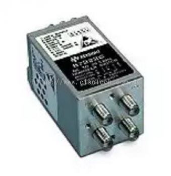 87222C Coaxial Transfer Switch, DC to 26.5 GHz
