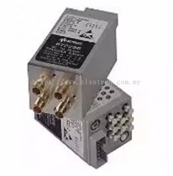 87222E Coaxial Transfer Switch, DC to 50 GHz