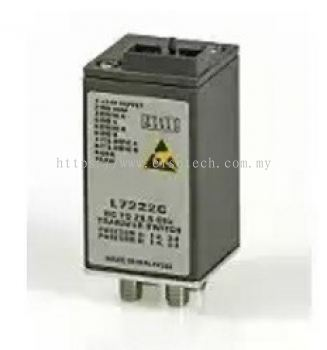 L7222C Coaxial Transfer Switch, DC to 26.5 GHz