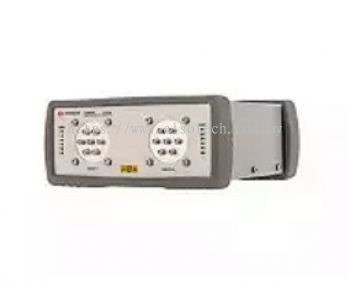 U1816A USB Coaxial Switch, DC to 8 GHz Dual SP6T