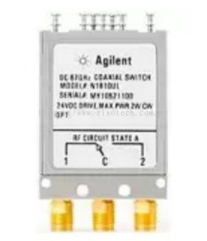 N1810UL Coaxial Switch, DC up to 67 GHz, SPDT