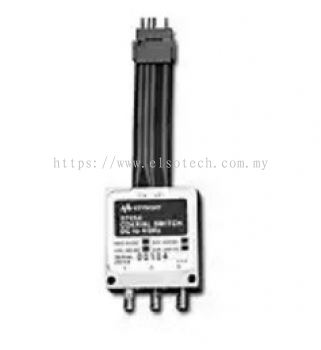 8765A Coaxial Switch, DC to 4 GHz, SPDT