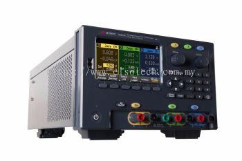 E36312A 80W Triple Output Power Supply, 6V, 5A & 2X 25V, 1A