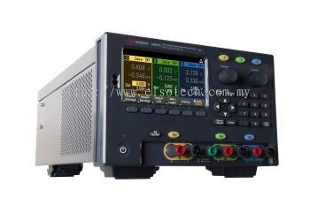 E36313A 160W Triple Output Power Supply, 6V, 10A & 2X 25V, 2A
