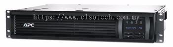 SMT750RMI2UNC APC Smart-UPS 750VA LCD RM 2U 230V with Network Card
