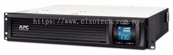 SMC1000I-2U  APC Smart-UPS C 1000VA LCD RM 2U 230V