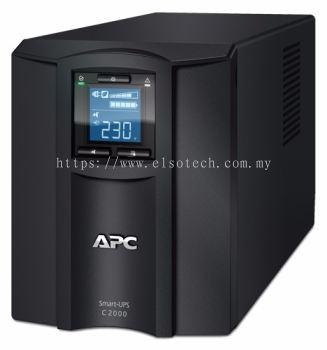 SMC2000I APC Smart-UPS C 2000VA LCD 230V