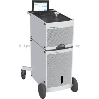 HLD MR15 Mobile Helium Leak Detector